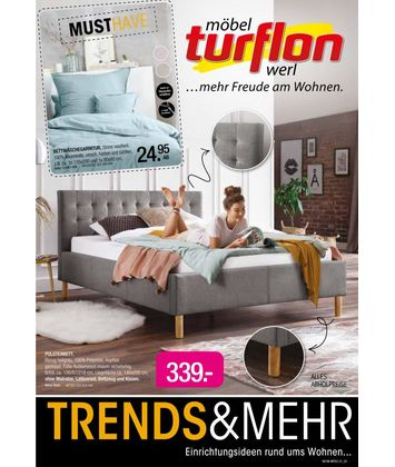 Möbel Turflon Werl: Trends & mehr