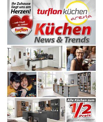 Turflon Küchenarena: Trends & News