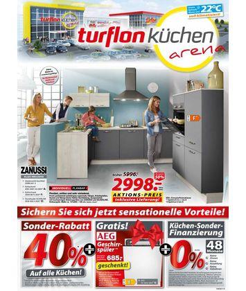Turflon Küchenarena: Vorteils-Aktion