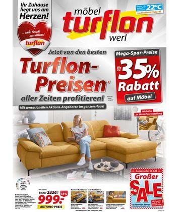 Möbel Turflon Werl: Mega-Spar-Preise