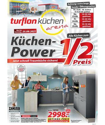 Turflon Küchenarena: Küchen Power