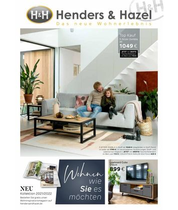 Möbel Turflon Werl: H&H Herbst 2021