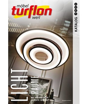 Möbel Turflon Werl:  Leuchten Katalog