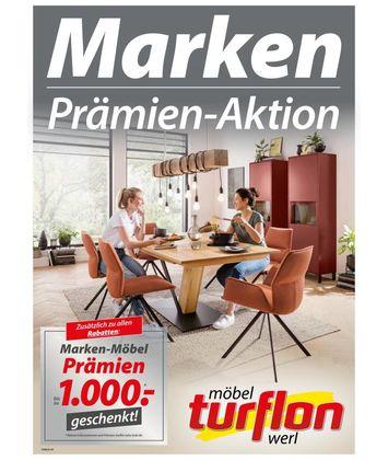 Möbel Turflon Werl:  Marken-Prämien-Aktion