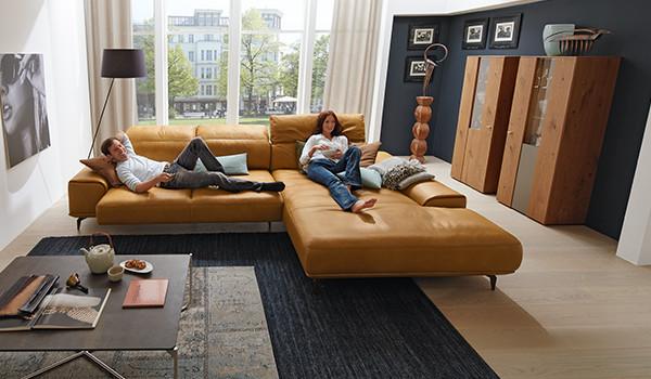 Wohnzimmermöbel von Musterring