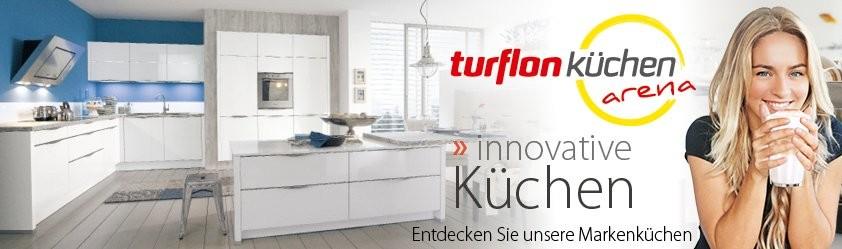 Turflon Küchenarena Westfalen - Innovative Markenküchen