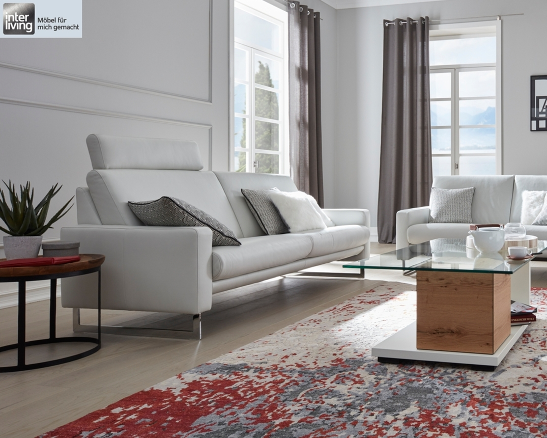 2 Er Sofa Leger Interliving 4001 Sofas Mobel Turflon Online Shop